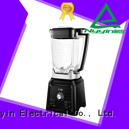 Nyyin simple operation quiet blender for bar