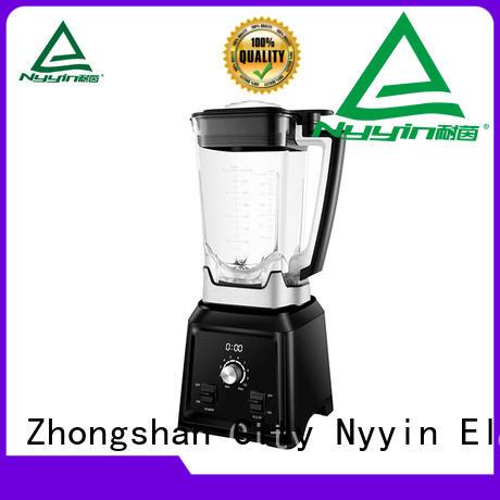 Nyyin jam commercial blender supplier for Milk tea shop
