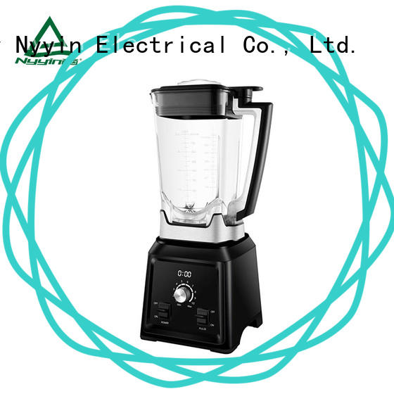 Nyyin Latest commercial drink blender for food science