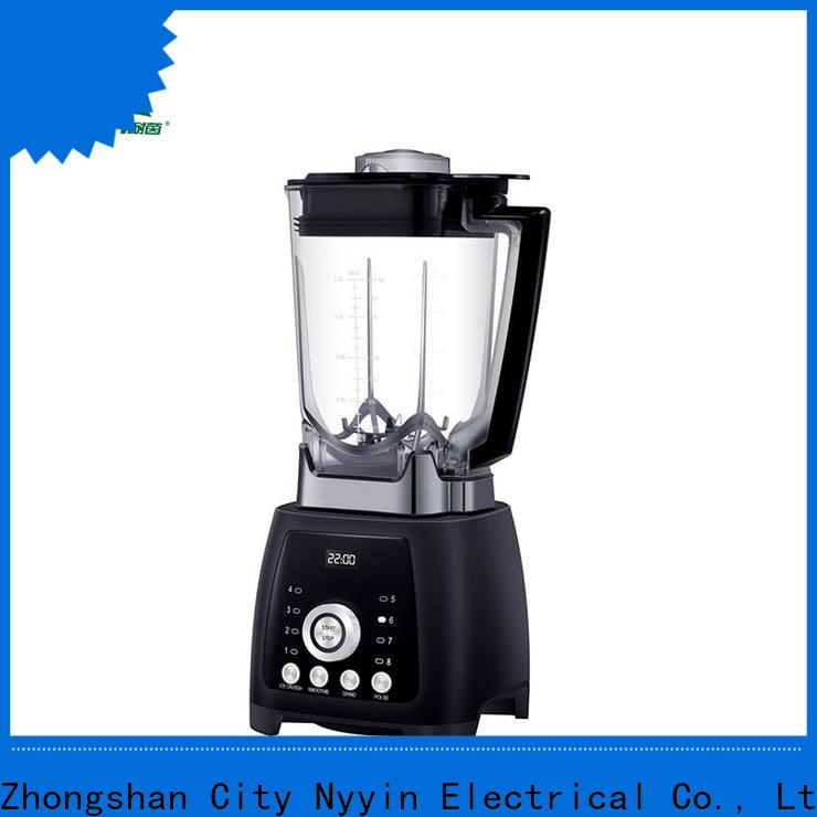 Nyyin top fruit blender machine for business for breakfast shop for milk tea shop