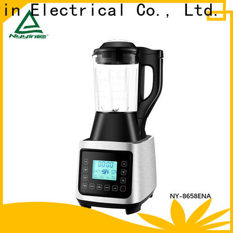 Nyyin operation quiet powerful blender company for beverage shop