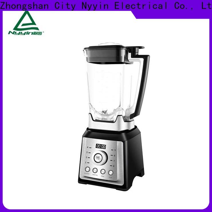 Nyyin settings ice blender machine manufacturers for breakfast shop for milk tea shop