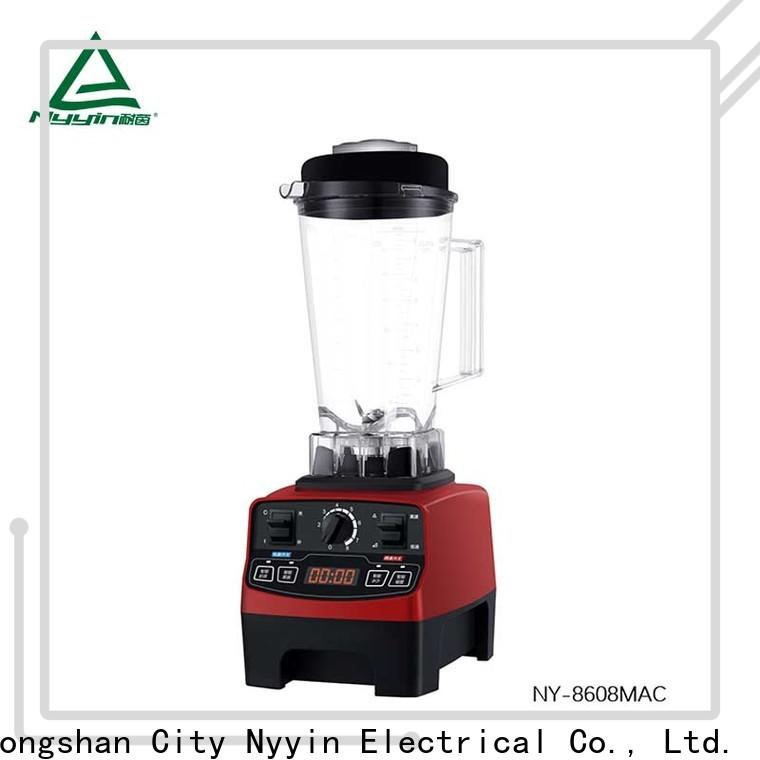 Nyyin buttons ice blender machine company for kitchen