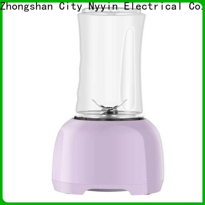 Nyyin jar blender machine wholesale for hotel