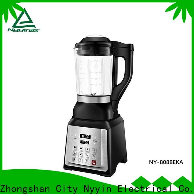 Nyyin glass power blender Suppliers for microbiology labs