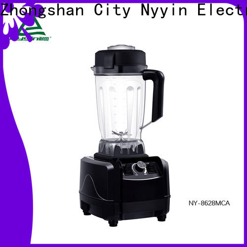 Nyyin duty high performance commercial blender Suppliers for beverage shop
