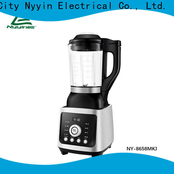 Nyyin durable glass soup maker Suppliers for food science