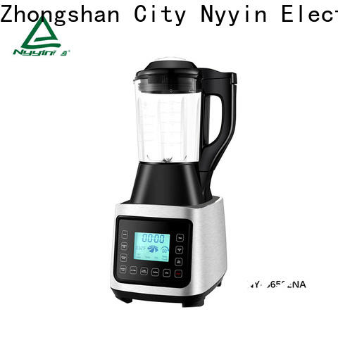 Nyyin touch soup blender machine Suppliers for breakfast shop