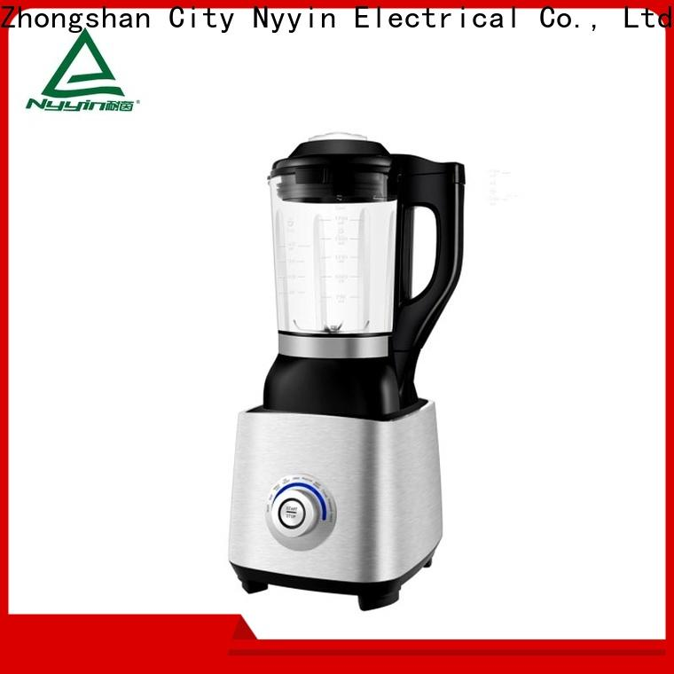 Nyyin power homemade soup maker supply for canteen