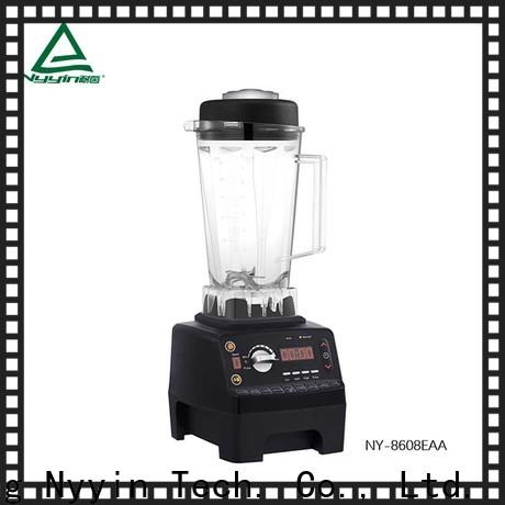 Nyyin unbreakable high power blender for breakfast shop for milk tea shop