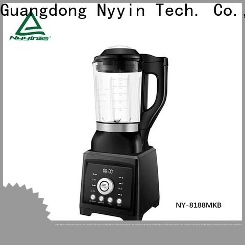 self-cleaning professional blender button for business for breakfast shop