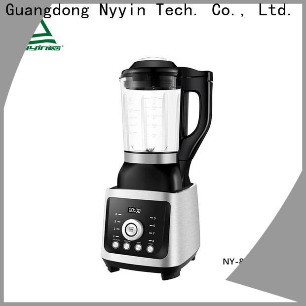 Nyyin chop digital soup maker Supply for hotel