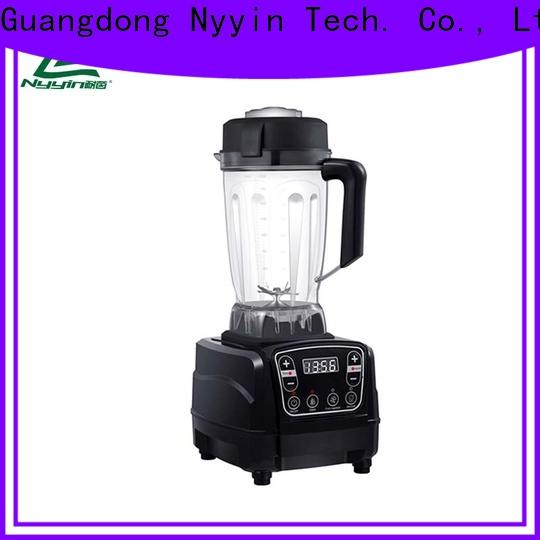 Nyyin control smoothie blender sale factory for restaurant