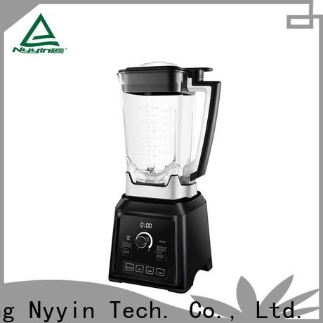 Nyyin Top juicer and blender machine manufacturers for food science