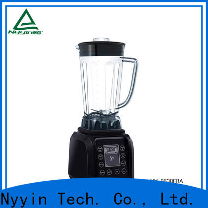 Nyyin durable glass smoothie blender company for canteen