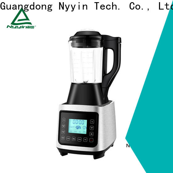 Nyyin touch commercial blender factory for restaurant