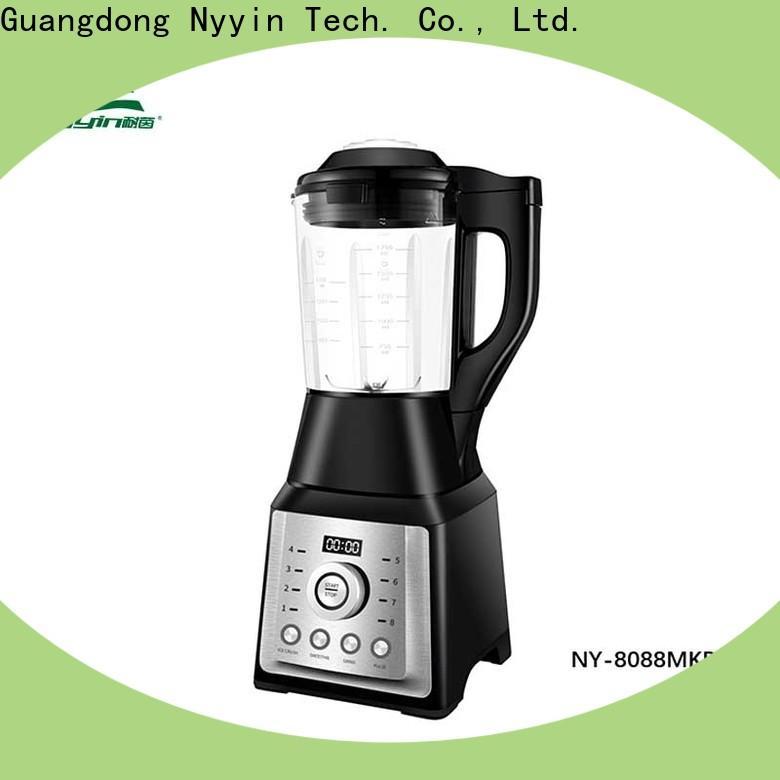 Nyyin borosilicate glass jug blender company for food science