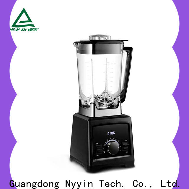 Nyyin display commercial food blenders sale factory for microbiology labs