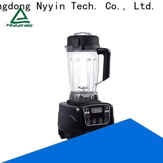 Nyyin Latest heavy duty professional blender factory for beverage shop