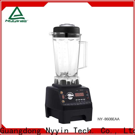 Nyyin kitchen fruit blender machine manufacturers for breakfast shop for milk tea shop