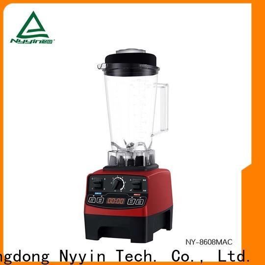 Nyyin Best fruit blender price for breakfast shop for milk tea shop