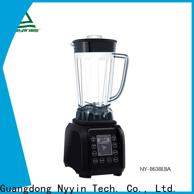 Nyyin touch control professional kitchen blender manufacturers for home