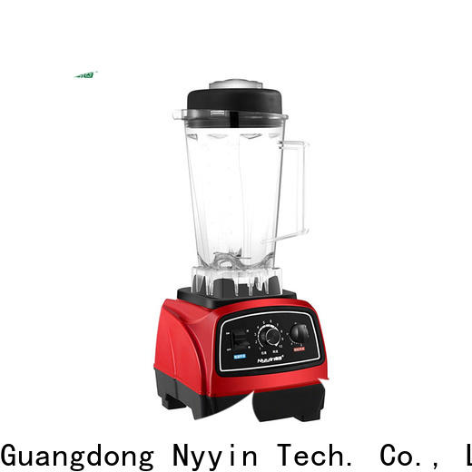 simple operation food blenders lights company for hotel