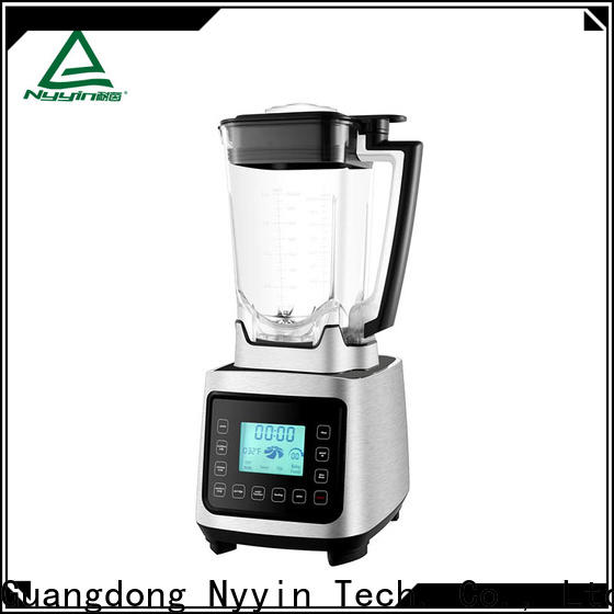 Nyyin glass heavy duty smoothie blender Suppliers for home