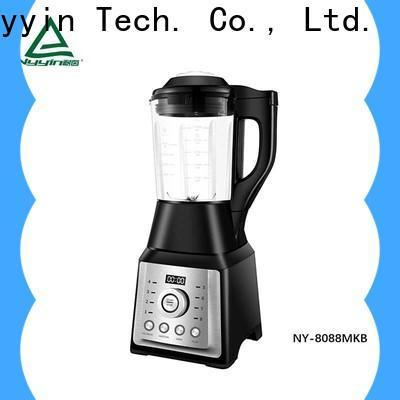 Nyyin touch glass blender factory for beverage shop