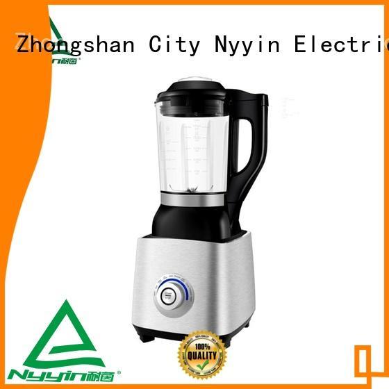 Nyyin borosilicate soup maker blender for soybean milk for Milk tea shop