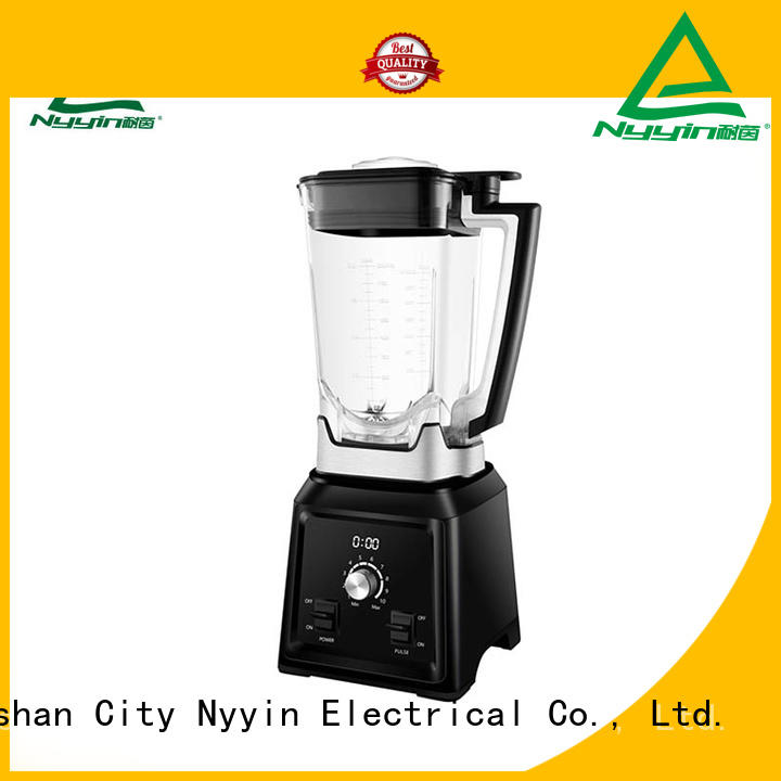 Nyyin simple operation cheap food blender control for food science