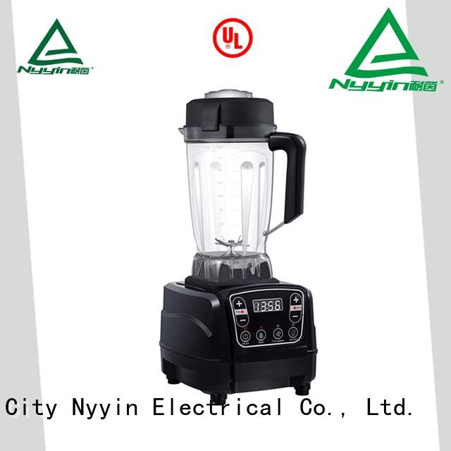 Nyyin safety heavy duty food blender manufacturers for hotel