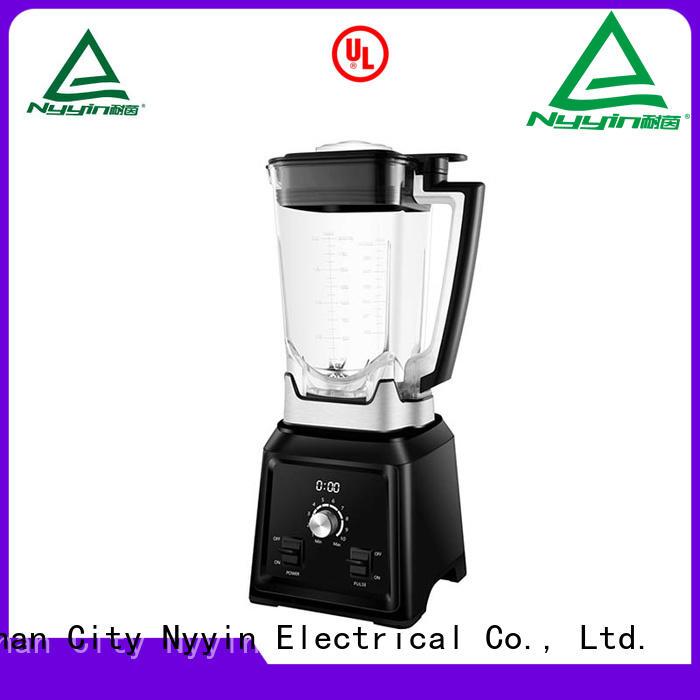 Nyyin safety fruit blender manufacturer for beverage shop