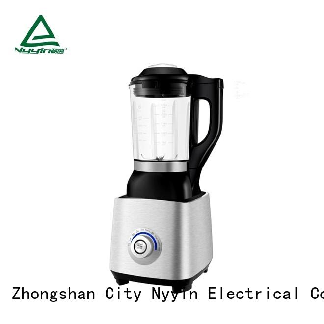 Nyyin glass cheap kitchen blender for business for breakfast shop