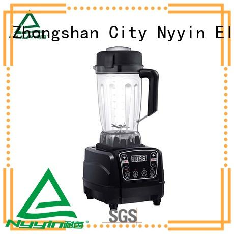 Nyyin control glass blender manufacturers for hotel
