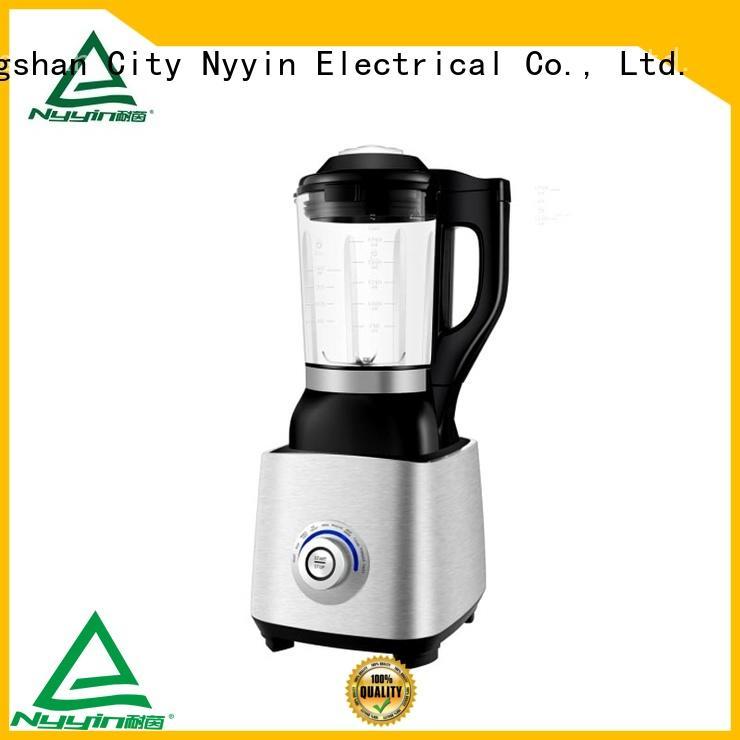 Nyyin easy operation blender for soup supply for restaurant