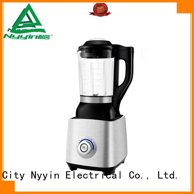 Nyyin operation hot soup blender supply for breakfast shop