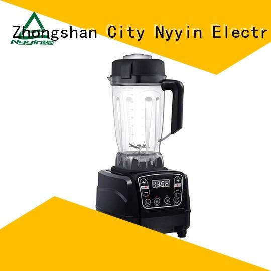 Nyyin touch control kitchen blender price company for hotel