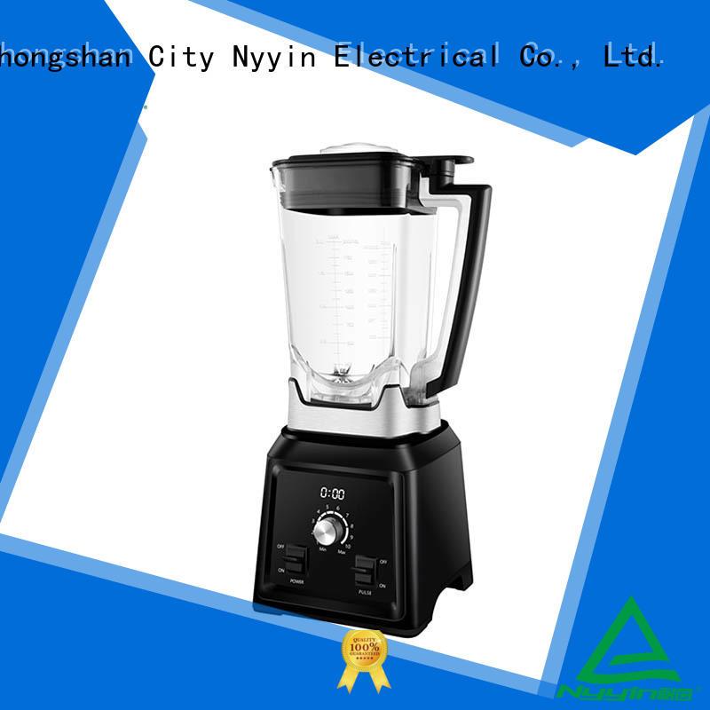 Nyyin smoothie commercial grinder blender manufacturers for food science