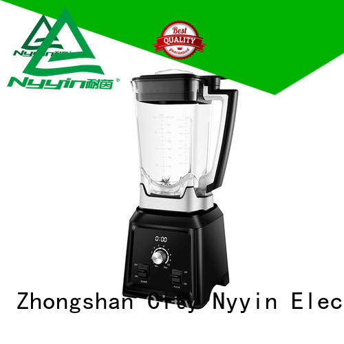 Nyyin Best quiet smoothie blender factory for microbiology labs