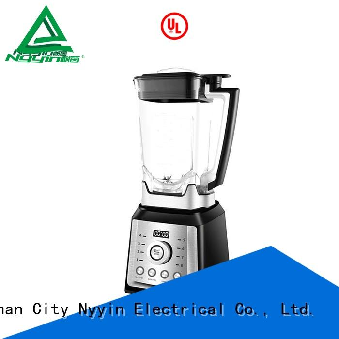 Nyyin control ice crusher blender supplier for food science