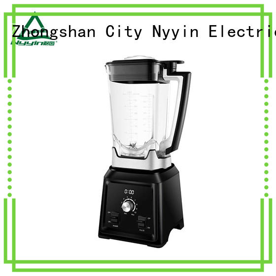 Nyyin simple operation food processor and blender factory for canteen