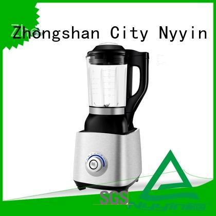Nyyin motor kitchen blender safety for hotel