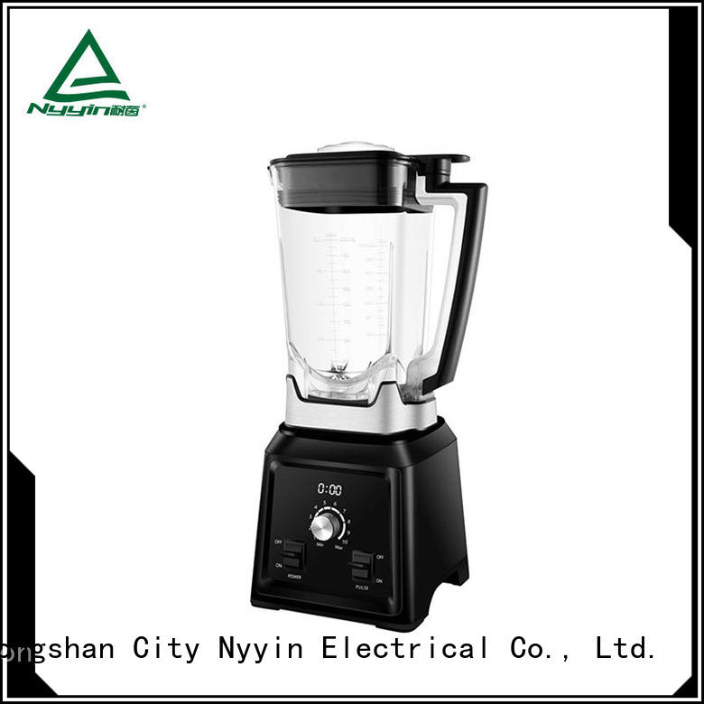 Nyyin food quiet blender company for restaurant