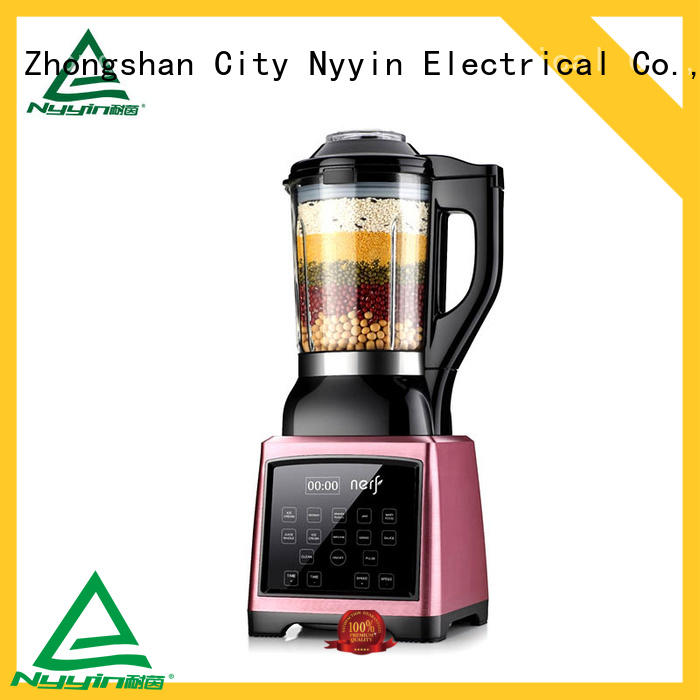 Nyyin large hot food blender Suppliers for food science