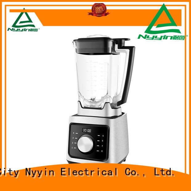 Nyyin presetsgs food blender manufacturer for hotel