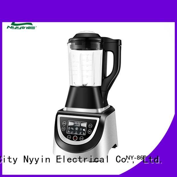 Nyyin Custom quiet commercial blender Supply for breakfast shop