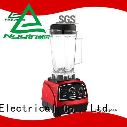 Nyyin crush commercial fruit blender for ice for hotel