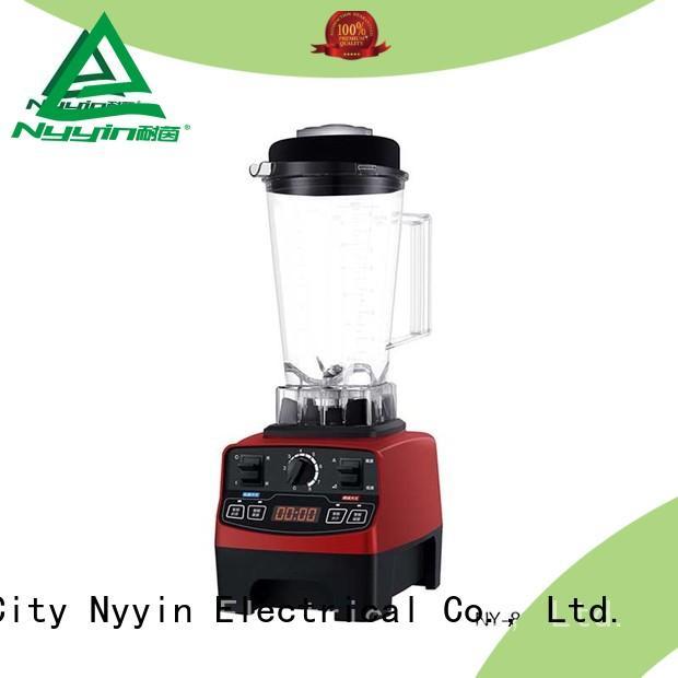 Nyyin safe ice crusher blender for juice for breakfast shop for milk tea shop