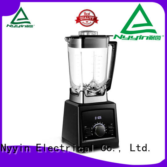 Nyyin best fruit blender for ice for hotel